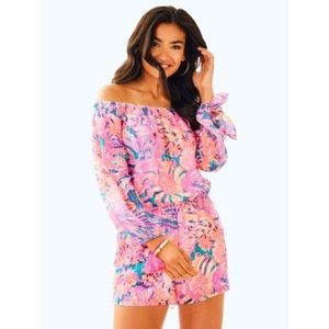 Myri Romper by Lilly Pulitzer xxs